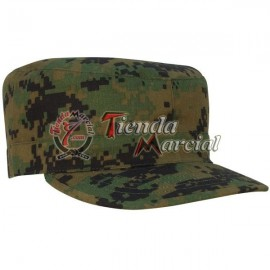 Gorra militar Woodland Digital
