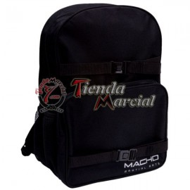 Morral mediano - Macho