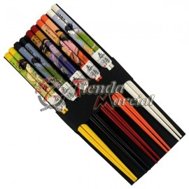 Hashi colores - Kit