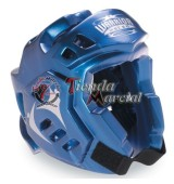 Casco Warrior azul