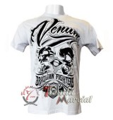 Camiseta Venum Brazilian Fighter Ice