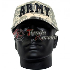 Gorra ARMY deluxe - ACU Digital