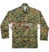 Camisa camuflada Woodland Digital