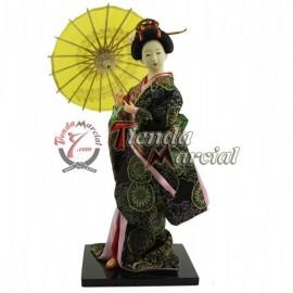 Geisha migi kasa