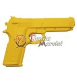 Pistola en silicona - Amarillo