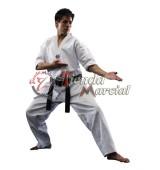 Uniforme Taekwondo V blanco