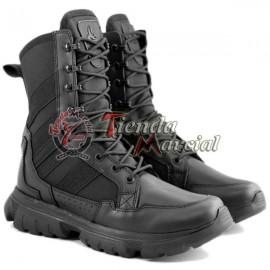 Botas negras Tipo SWAT Valquiria - Caña alta