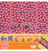 Papel Origami 2 - 60 hojas
