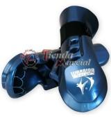 Guantes Warrior azul