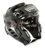 Casco Warrior negro