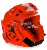 Casco Warrior rojo