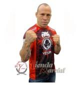 Camiseta Venum Wanderlei UFC 147R