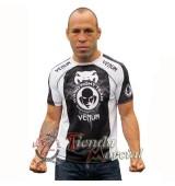 Camiseta Venum Wanderlei UFC 147W