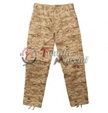 Pantalones Militares Camuflados Kaki Camo Colombia Tienda Marcial