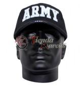 Gorra ARMY deluxe - Negra