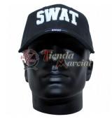 Gorra SWAT deluxe - Negra
