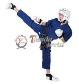 Uniforme azul - Karate, Ninjutsu