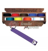 Cinturón púrpura