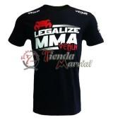 Camiseta Venum Legalize MMA