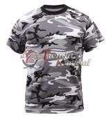 Camiseta camuflada City Camo