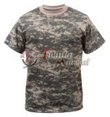 Camiseta camuflada ACU Digital