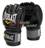 Guantes MMA Pro Style - Negros