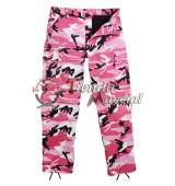 Pantalón camuflado Pink